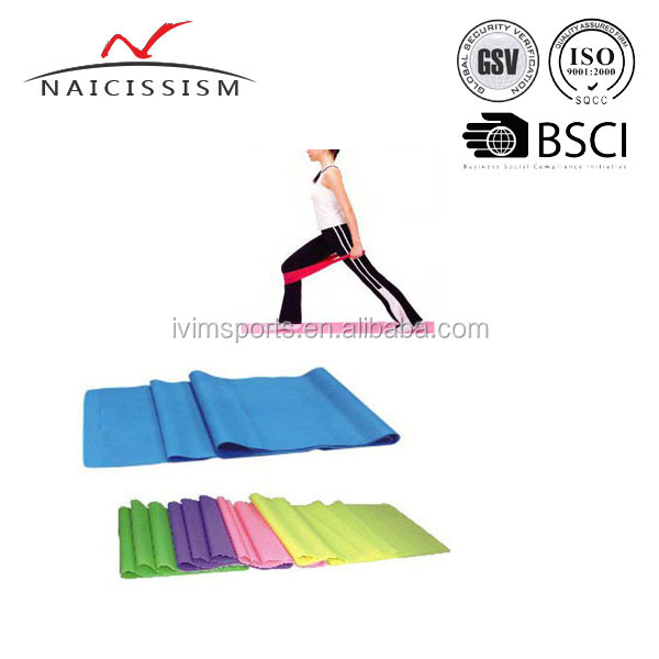 Yoga Stretch Band, resistance theraband