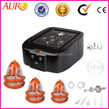 AU-7002 Photon electro breast enlargement cups trending hot breast lifting machine