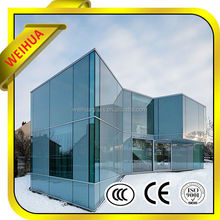 4-19mm Tempered Outdoor Glass Room With CE/CCC/ISO9001