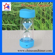 Ancient culture combine with modern element bluetooth hourglass for outdoor activity