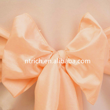 fancy chair sashes for wedding, banquet