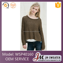 2013 fully new fashion good design sweater