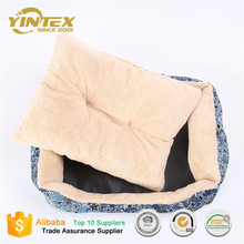 Yintex Supply Quality Wholesale Lovely New Design Cute Dog Bed With Different Sizes Pet Bed