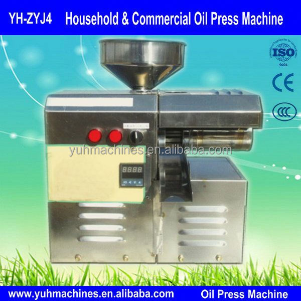 Oil Machine/Small Screw Oil Press/Cold/Hot Pressing Palm Oil Mills