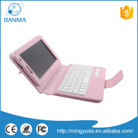 Wholesales pc tablet flip universal keyboard case for Samsung