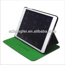 New fashion HOT sale smart PU leather clutch bag For Ipad mini,