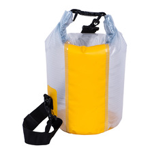 High Quality Durable 500D PVC Waterproof Bag Ocean Pack Dry Bag With Shoulder Straps for Outdoor Camping