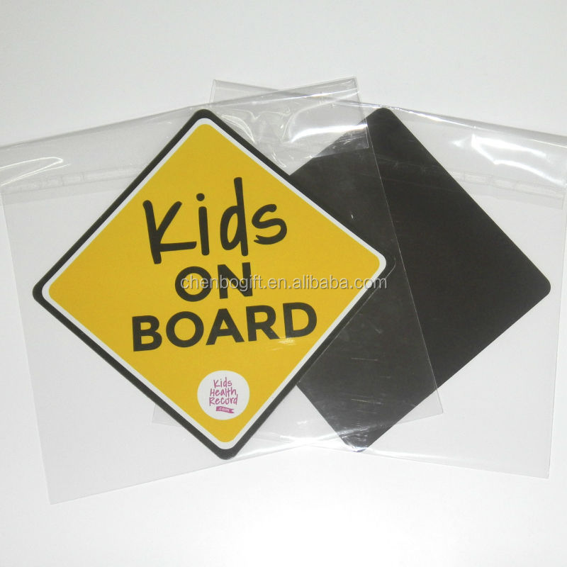 Custom made promotional car magnet sheet , cheap price fridge magnet board sheet
