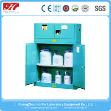 2016 Guangzhou Hopui Red 3 Tier Explosion Proof Cabinet Security For Combustible Liquid
