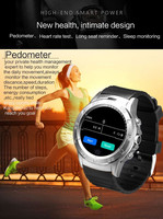 2016 fashion bluetooth smart watch with Sim Card smart watch phone