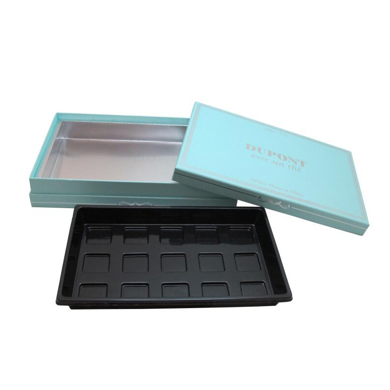 Customized luxury chocolate packaging box