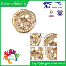 Fly Reel: MDH 1015 Machined Aluminum CNC Fly Fishing Reel Made In China