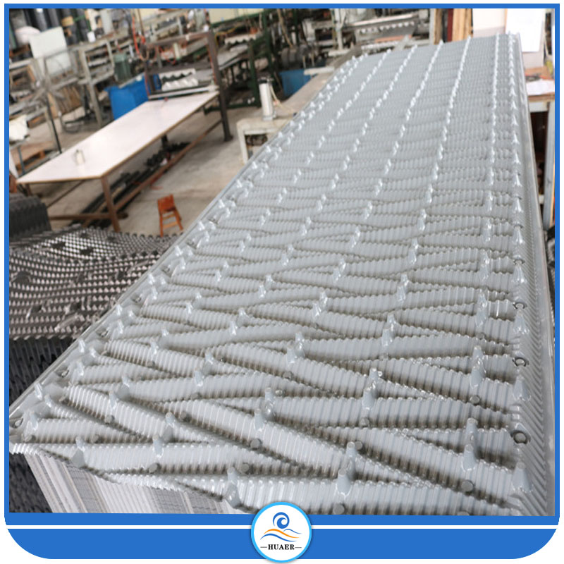 PVC Fill for Cooling Tower, Cooling Tower Media Type