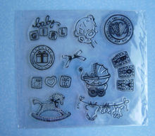 wholesale scrapbooking clear stamps 2014 new design stamping parts