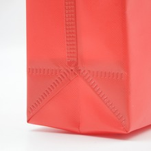 Machine Made Eco Friendly Non Woven Gift Bag Custom Non-Woven Bag