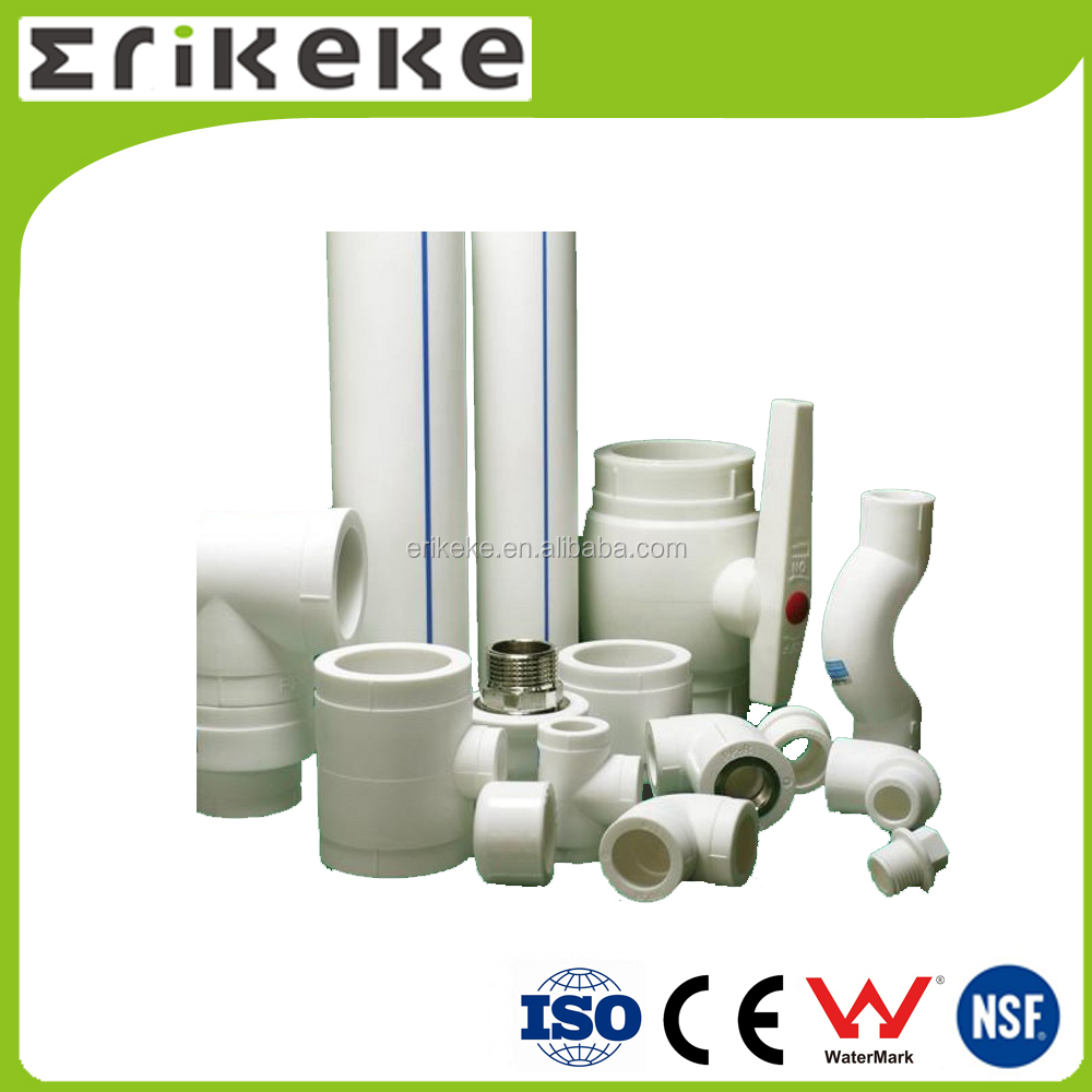 High quality customized all types of ppr pipe fittings