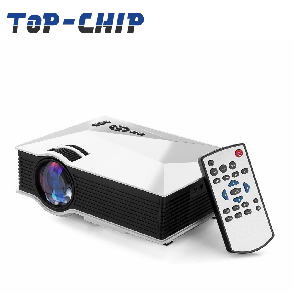 UC46 projector 1200 lumens LED high-definition 1080p3D multimedia projector