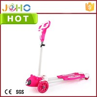4 light up wheels kids scooter