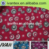 hot sale knitting fabric polar fleece for garment