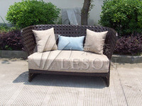 Alibaba express good quality rattan luxury sofas outdoor furniture