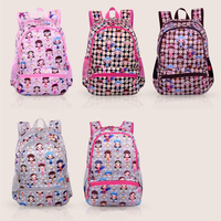 Hot sale kids cartoon picture of school bag