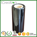 12 Micron A Grade Top quality China Stock Eco Cheap Black Hot Stamping Foil for paper