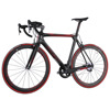 2016 ICANBikes AERO Full Carbon Fiber Complete Road Bicycle Carbon Road Racing Bike