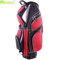 2016 hot sell golf bag honeycomb nylon golf bags high quality golf bags with shoulder strap