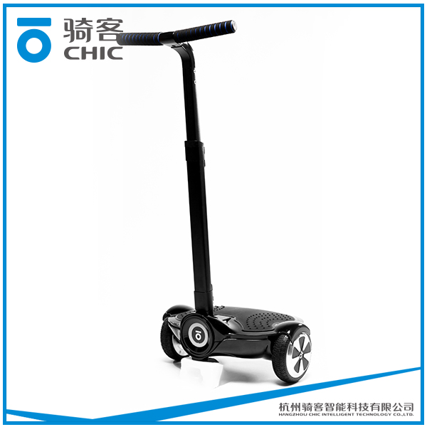 self balancing electric scooter with handle E-scooter with bluetooth