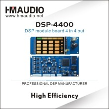 DSP module board for Audio processing and power amplifier DP-AMP4400