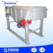 Lowest Noise DZSF Model Stainless Steel Linear Vibrating Screen/Linear Vibrating for Fertilizer