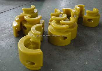 Custom Urethane Cast Parts