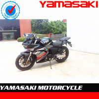 BLACK 200CC RACING SPORT BIKE MOTORCYCLE