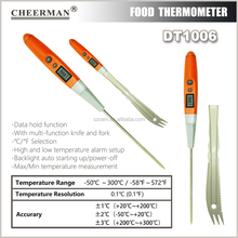 Portable BBQ Temperature with Sensor Probe DT1006(-50-300 Degree) Digital Thermometer