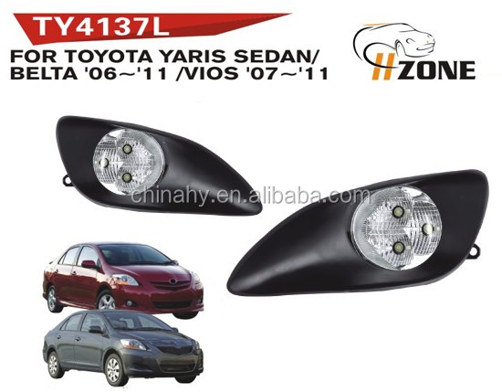 TOYOTA YARIS SEDAN / BELTA 06~11 /VIOS 07~11 FOG LAMP LIGHT