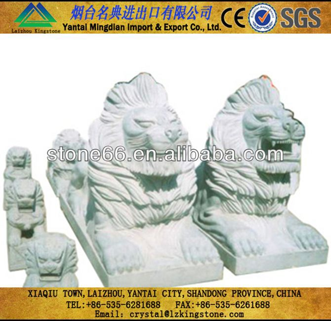 Technology natural stone modern garden sculptures statues