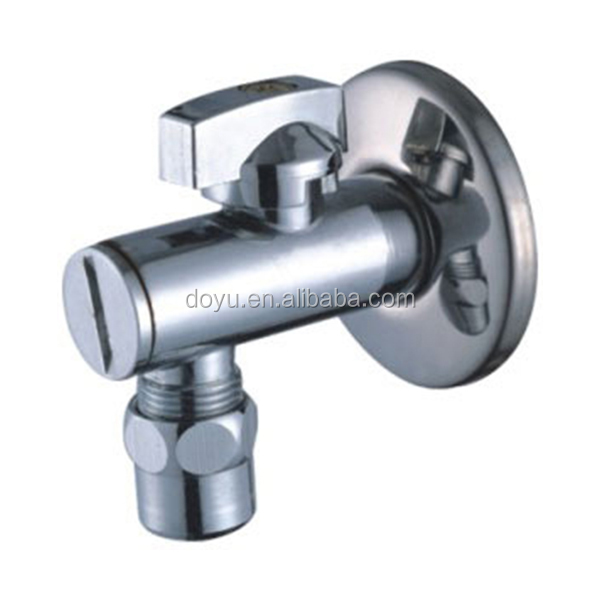 China Supplier Nice Looking brass globe angle valve