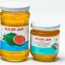 fresh fruit jam