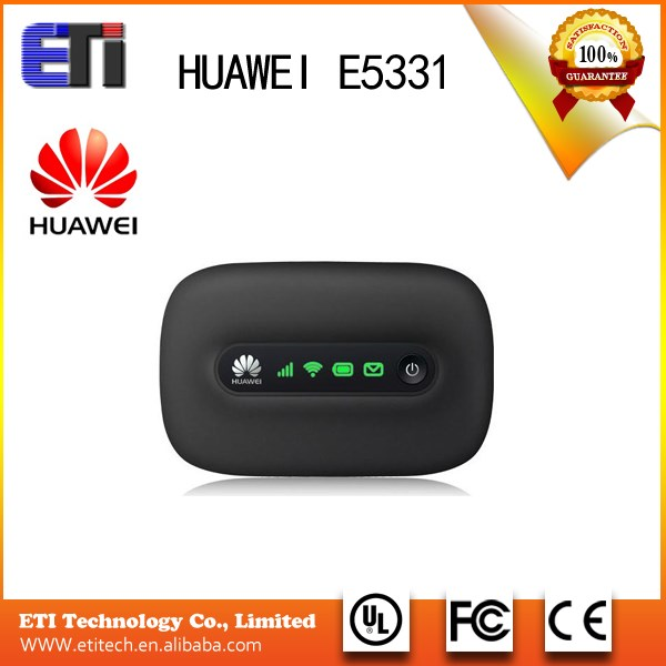 Huawei E5331 3G Wireless hotspot Hspa Pocket Wifi 21mbps wifi Router 3g Mobile Modem