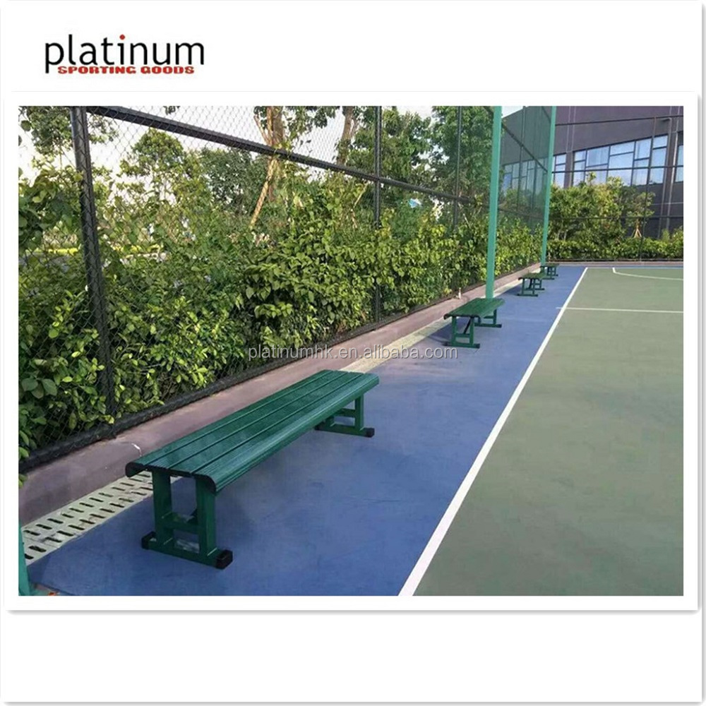 Tennis Outdoor Bench Tennis Courtside Bench Buy Outdoor Sports