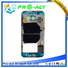 for Samsung Galaxy S6 SM-G920F G920 middle cover frame retroguscio cornice tasti