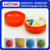 HW49029 Candy color lovely round pill storage box