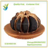 natural black garlic Fermented black garlic with high quality