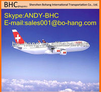 Skype ANDY-BHC best way freight tracking from china shenzhen guangzhou to CZECH REPUBLIC