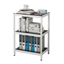 MS small 3 tier metal book <strong>shelf</strong>