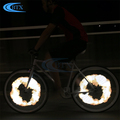 Led DIY programmable waterproof Bike light cycling lamp wheel spoke light