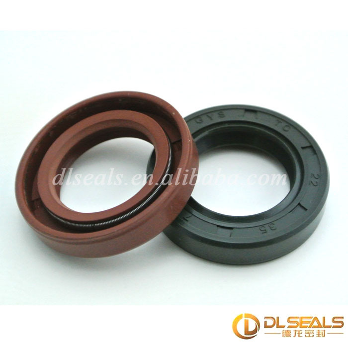 front axle cylinder shaft rubber grease oil seal