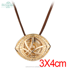 2017 Wholesale selling stock high hotest gloden bronze jewelry Doctor Strange Stephen Vincent Strange Necklace accessories