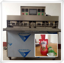Factory sell Jus De Fruits bag filling machine
