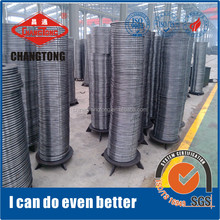 Concrete Pipe Pile End Plate Used For Roads And Power Plants